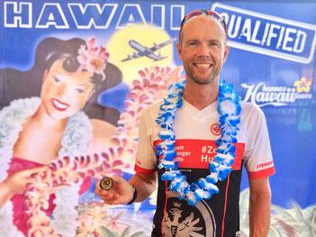 Georg Heckens finisht den Ironman Europe in unter 10 Stunden und schafft die Hawaii-Quali