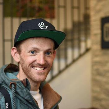 Hat allen Grund zur Freude: der von iQ athletik trainierte Radsportler Sascha Starke