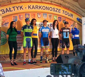 Cycling Team Erdinger Alkoholfrei fährt ersten UCI-Sieg ein