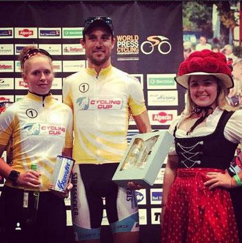 Hanno Rieping gewinnt den RiderMan