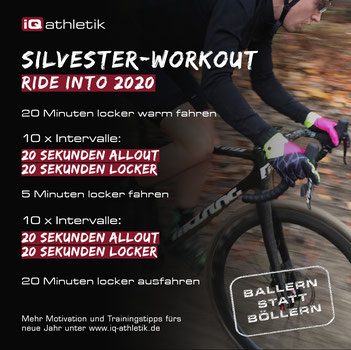 Silvester Workout