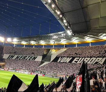 Eintracht Frankfurt besiegt Benfica Lissabon und steht im Halbfinale der Europa League