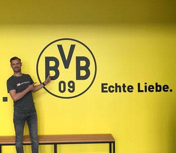 Borussia Dortmund ist Herbstmeister