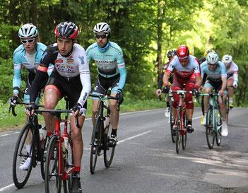 Team Strassacker zeigte bei Frankfurt-Eschborn eine starke Teamleistung