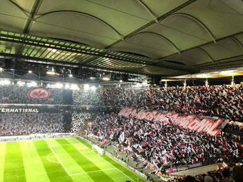 Eintracht Frankfurt ist Gruppensieger in der Europa League