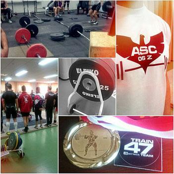 Gewichtheben Südhessenmeisterschaft