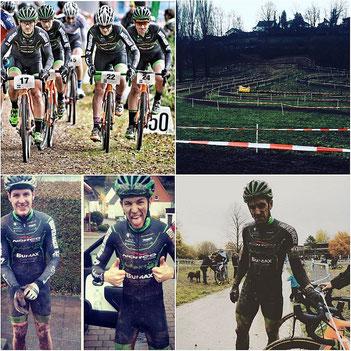 Das von iQ athletik trainierte Radsport360 Racing Team fährt zahlreiche Erfolge im Cyclocross ein