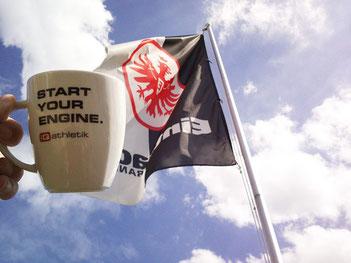 Eintracht Frankfurt startet international weiter durch und zieht ins Viertelfinale der Europa-League ein