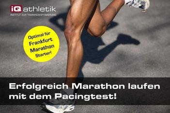 Erfolgreich Marathon laufen