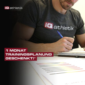 Trainingsplan gratis