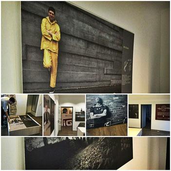 """Bilderausstellung """"Die Welt hat Pedale und Freunde, die sie treten"""""""