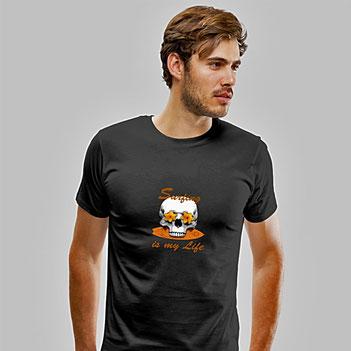Für jeden Anlass findest Du ein passendes Geschenk, warum nicht auch mal ein T-Shirt für seine Liebsten verschenken?