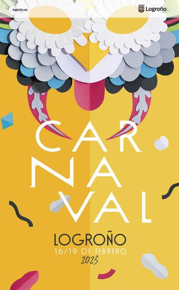 Programa del Carnaval de Logroño