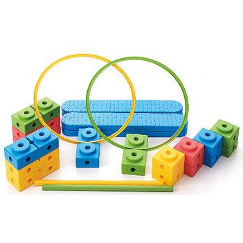 Kit d'apprentissage de l'équilibre pour enfants. Matériel sportif et pédagogique enfants à acheter pas cher.
