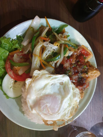 Abendessen in Hue