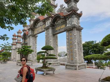 Linh Ung Pagoda bei Da Nang in Vietnam