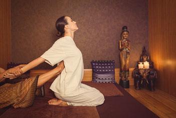 Le Massage Thaï qui apporte bien etre, détente et relaxation profonde, BAYONNE, ANGLET, BIARRITZ. Excellence Wellness & Spa.