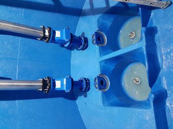 solution de coffrages et socles pour armoires électriques