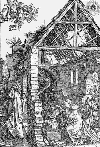 Albrecht Dürer: Anbetung der Könige