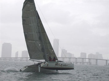Catamaran Raider in Florida