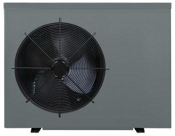 Holter 3-stufige Inverter 9,0 kW Wärmepumpe Poolheizung