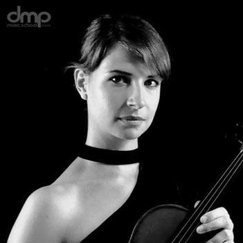 Viktoria Böhm - Geigenlehrerin & Musikalische Früherziehung in Nürnberg