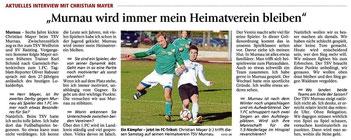 Garmischer Tagblatt vom 04.04.2015