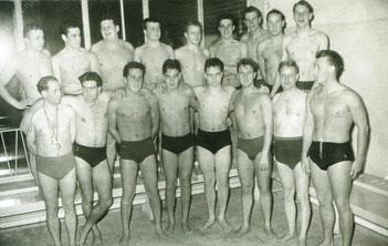 SV Rhenania, Schwimmen