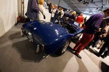 AC Ace Bristol châssis n° BEX 1090