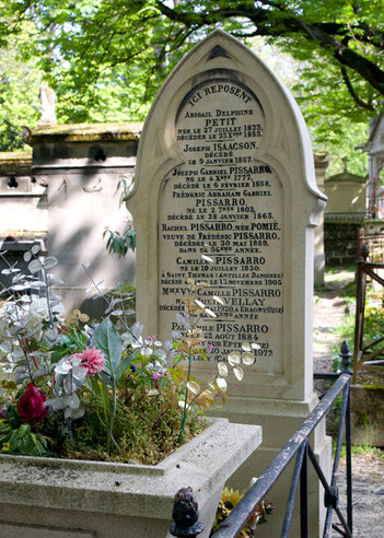 Friedhof Père Lachaise, Paris