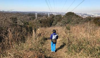 三浦アルプス横断ハイキング