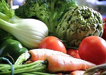 拘り旬野菜