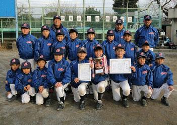 2013年汐小大会(秋)優勝