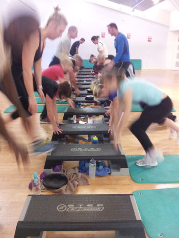 Personal Training Clifton Bootcamp Burpees