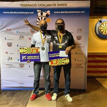 Francesc & Arola: Campeones