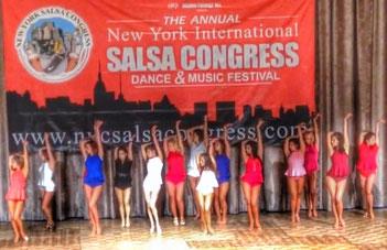 Der NYC Salsakongress ist für mich der größte und beste internationale SalsaEvent mit einem ganz besonderen Flair.