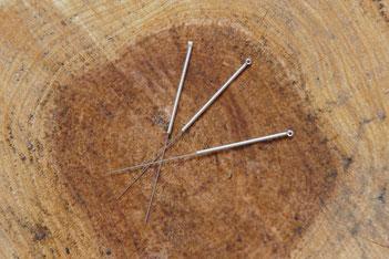Akupunktur und Moxibustion