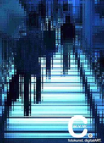 """""""Die Treppe""""; © Carolin Wolfram von Wolmar"""