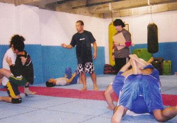 柔術セミナー