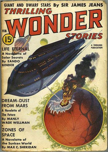иллюстрации журналов прошлого (1938)