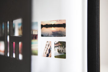 Photo of the personal 20Moments photo book title