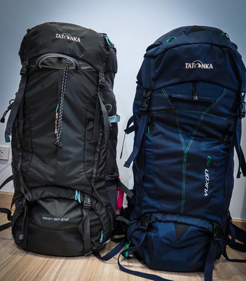 Backpacks Weltreise Packliste