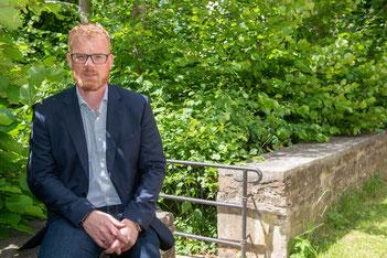 Bürgermeister Friso Veldink