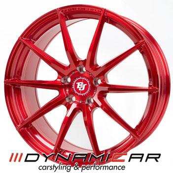 BJ-WHEELS F2 LIGHTWEIGHT | RED