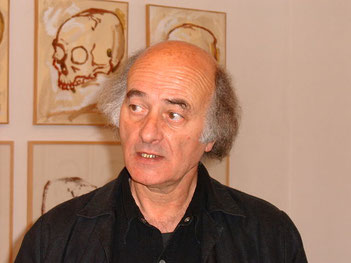 Gérard Titus-Carmel en 2006, par pascalblanch — Travail personnel (photo personnelle), CC BY-SA 3.0, https://commons.wikimedia.org
