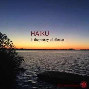 Haiku by Azumi Uchitani