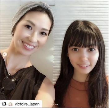 愛花(えりか)ViVi専属モデル オーディション2018 グランプリ受賞 Erica Erika モデルウォーキング レッスン