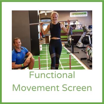 Robert Rath Functional Movement screen Y balance test assessment Personal Training fitness Sport trainer Rosenheim Chiemsee