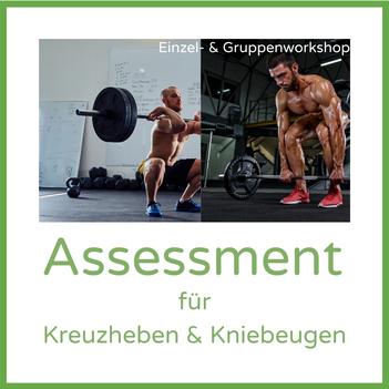 Assessment Kreuzheben Kniebeugen Robert Rath Personal Fitness Training Trainer Abnehmen Functional Movement Screen Y Balance Test Rosenheim Chiemsee