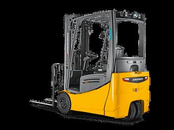 JUNGHEINRICH Forklift Truck Error Codes - Forklift Trucks